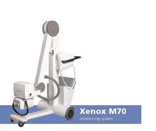 Máy X Quang di động thường quy